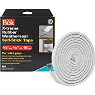 Do it Best X-Treme Rubber Weatherseal Tape-9/16X5/16