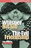 img - for Whisper His Sin / The Evil Friendship (Stark House Suspense Classics) book / textbook / text book