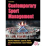 Contemporary Sport Management With Web Study Guide-4th Edition ~ Paul M. Pedersen
