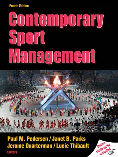 Contemporary Sport Management With Web Study Guide-4th...