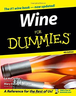 Wine For Dummies (For Dummies (Cooking))