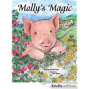 Free Kindle Book: Molly's Magic, by Penelope Colville Paine, Itoko Maeno