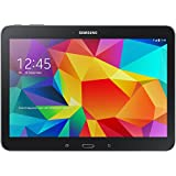 "Samsung Galaxy Tab 4 LTE Tablette tactile 10,1"" (25,56 cm) (16 Go, Android, 1 Port USB 2.0, 1 Prise jack, Noir)"