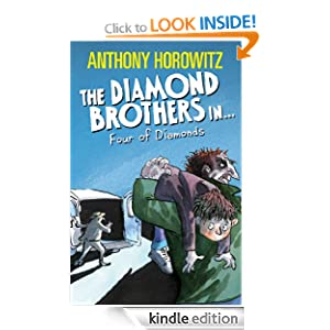 the diamond brothers in the four of diamonds ebook