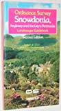 img - for Snowdonia, Anglesey and the Lleyn Peninsula (Landranger Guidebook) book / textbook / text book