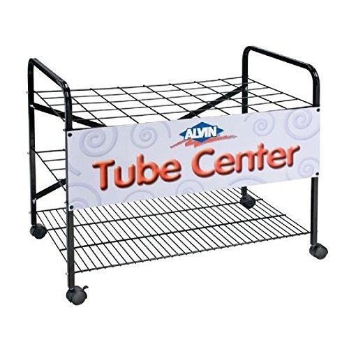[해외]플라스틱 튜브에 대한 앨빈 WRF77 빈 랙/Alvin WRF77 Empty Rack for Plastic Tubes