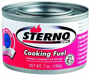Sterno 7-Ounce Cooking Fuel, Single Can at Sears.com