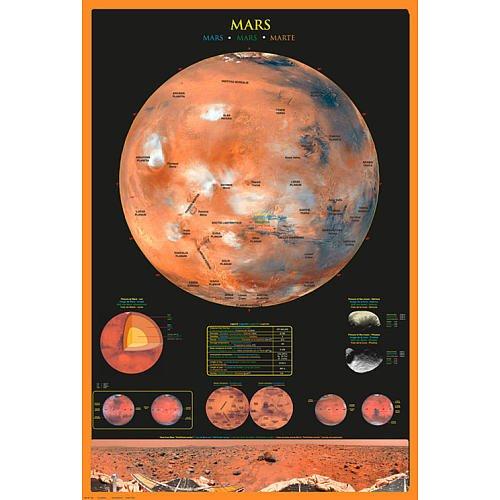 24 X 36 Poster - Mars