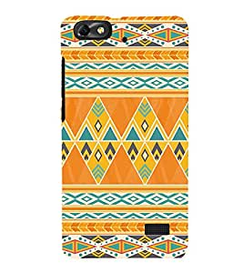 Abstract Painting 3D Hard Polycarbonate Designer Back Case Cover for Huawei Honor 4C :: Huawei G Play Mini