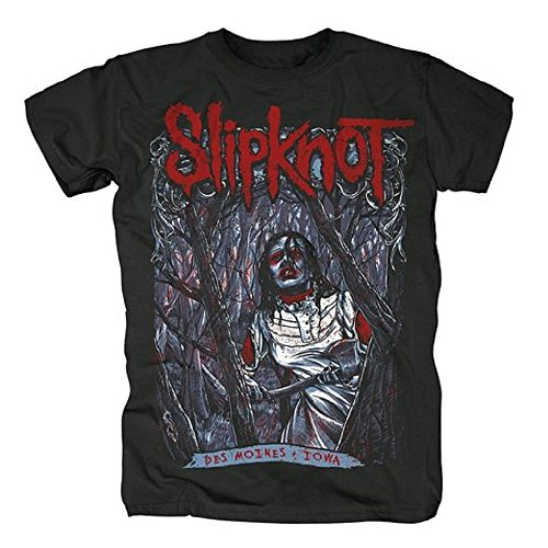 SLIPKNOT - DARK FOREST - OFFICIAL MENS T SHIRT