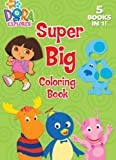 Super Big Coloring Book (Jumbo Coloring Book)