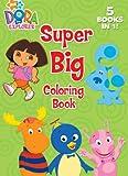 Super Big Coloring Book (Jumbo Coloring Book)