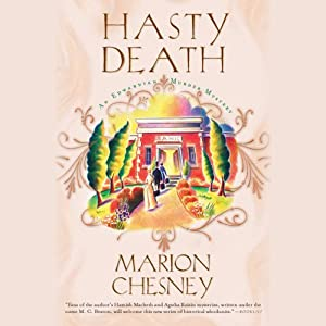 Hasty Death | [Marion Chesney]