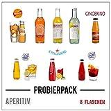 APERITIV-PROBIERPACK Sanbitter-Crodino-Bitter-Ginger Aperitif 9 EUR