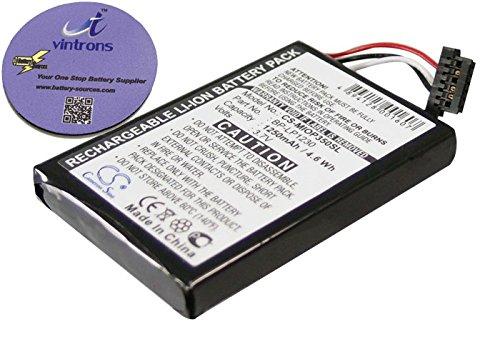vintrons-1250mah-battery-for-navman-pin-praktiker-looxmedia-6500