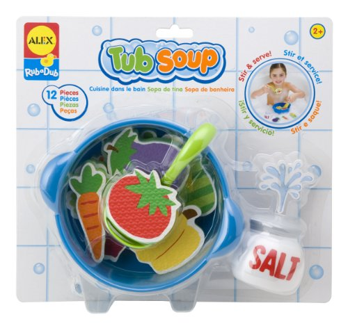 ALEX Toys Rub a Dub Tub Soup - 1