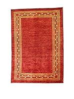 Eden Carpets Alfombra Modcar Rojo/Beige 211 x 321 cm