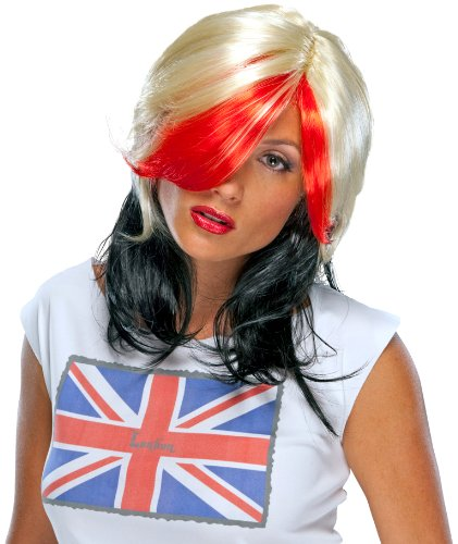 Fashion Wig, Avant Garde Red front-822893
