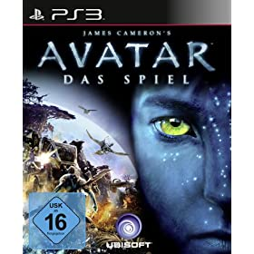 James Camerons Avatar: Das Spiel (PS3)