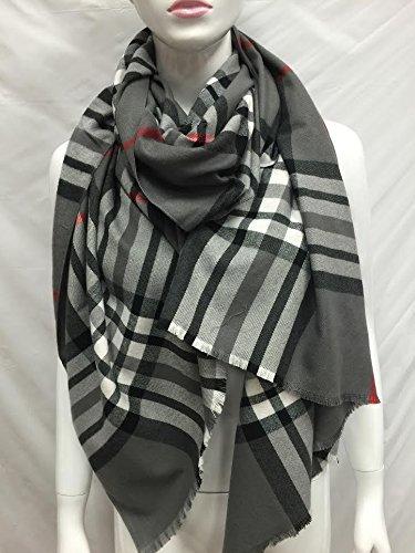100-cashmere-scarf-scotland-oversized-wrap-or-scarf-plaid-design-gray-color