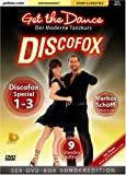 Get the Dance - 3er-Box Discofox [3 DVDs]
