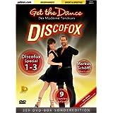 """Get the Dance - 3er-Box Discofox [3 DVDs]von """"Markus Sch�ffl und..."""""""