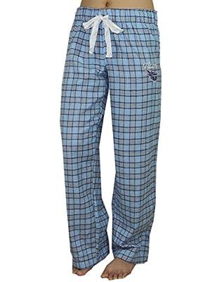 NFL Tennessee Titans WOMENS Fall / Winter Plaid Pajama Pants