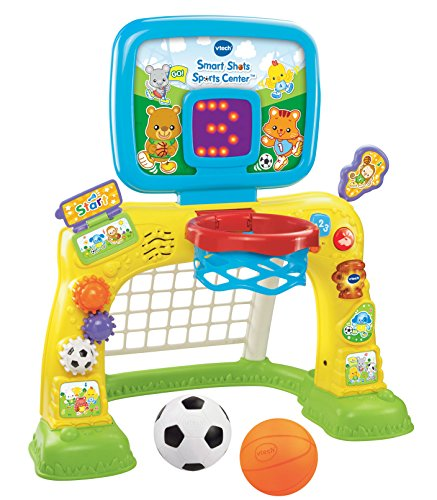 VTech Smart Shots Sports Center (Vtech Toys For 4 Year Olds compare prices)
