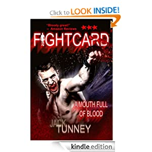 A Mouth Full Of Blood (Fightcard)