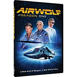 Airwolf - Season 1