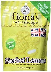 Fiona's Sweetshoppe Sherbert Lemons