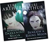 Keri Arthur Keri Arthur Ripple Creek 2 Books Collection Pack Set RRP: £13.98 (Beneath a Rising Moon, Beneath a Darkening Moon)