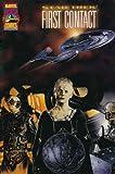 img - for Star Trek: First Contact book / textbook / text book