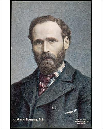 photographic-print-of-james-keir-hardie-postcd