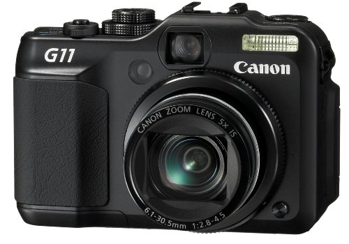 Canon PowerShot G11 is one of the Best Compact Digital Cameras for Photos of Children or Pets Under $1000