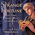 Strange Fortune Audiobook by Josh Lanyon Narrated by David Lazarus