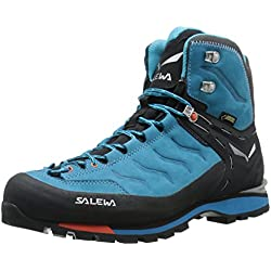 Salewa Women's WS Rapace GTX Mountaineering Boot, Crystal/Clementine