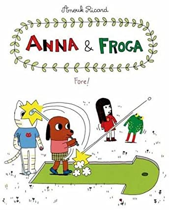 Anna and Froga: Fore
