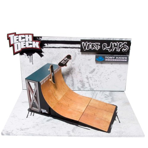 Buy Low Price Spin Master Tech Deck Vert Ramps Figure (B0010XXCXS)