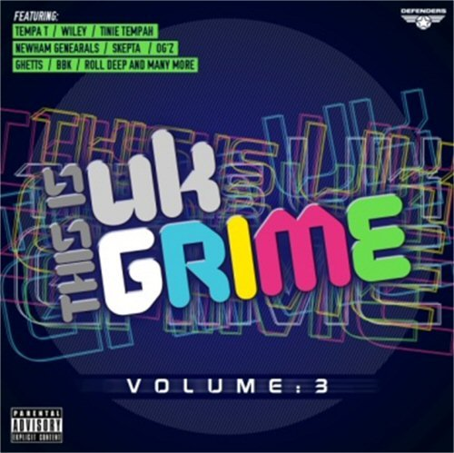 This Is UK Grime - Vol. 3-This Is UK Grime