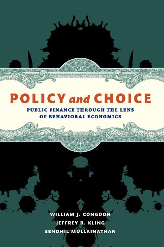 Policy and Choice: Public Finance through the Lens of...