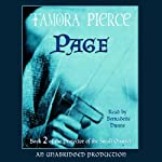 Page: Book 2 of the Protector of the Small Quartet (       UNABRIDGED) by Tamora Pierce Narrated by Bernadette Dunne