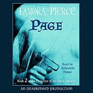 Page: Book 2 of the Protector of the Small Quartet | [Tamora Pierce]