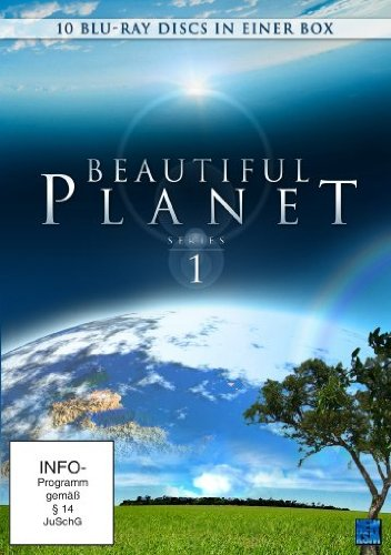 Beautiful Planet Series 1 10 Blu ray in einer Box Blu ray Edizione Germania PDF