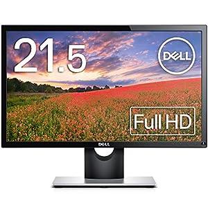 Dell モニター 21.5インチ スリムベゼル/フルHD/VA 非光沢/HDMI,D-Sub/3年保証 SE2216H