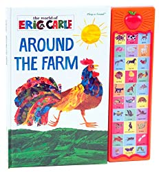 The World of Eric Carle Around the Farm Sound Book
