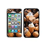 Cigarette Butts Ashtray – Addiction Quit Smoking – Protective Skin Sticker Case for Apple iPhone 3G 3GS – Set of 2