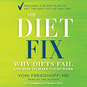 The Diet Fix Audiobook
