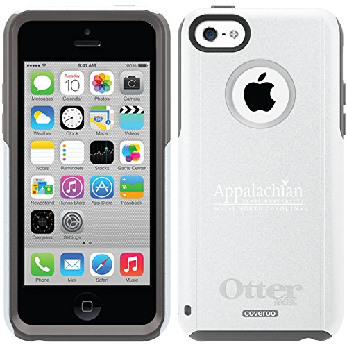 Appalachian State Boone Design On A Glacier Otterbox® Commuter Series® Case For Iphone 5C
