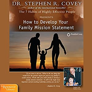 How to Develop Your Family Mission Statement Audiobook